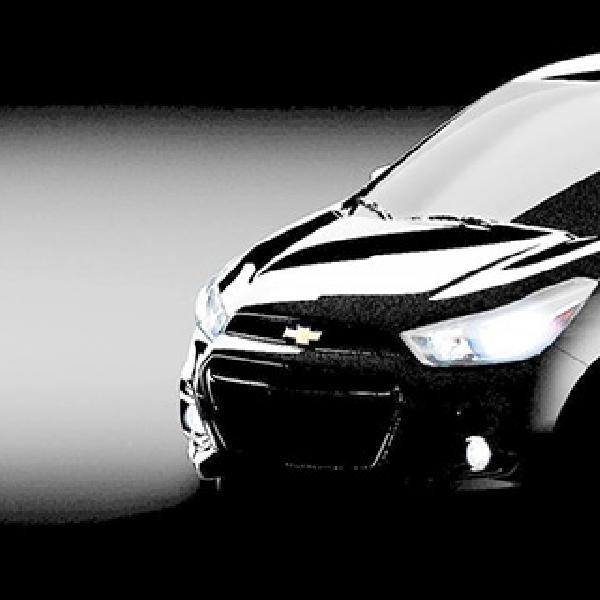 Bulan Depan, All New Chevrolet Spark Meluncur