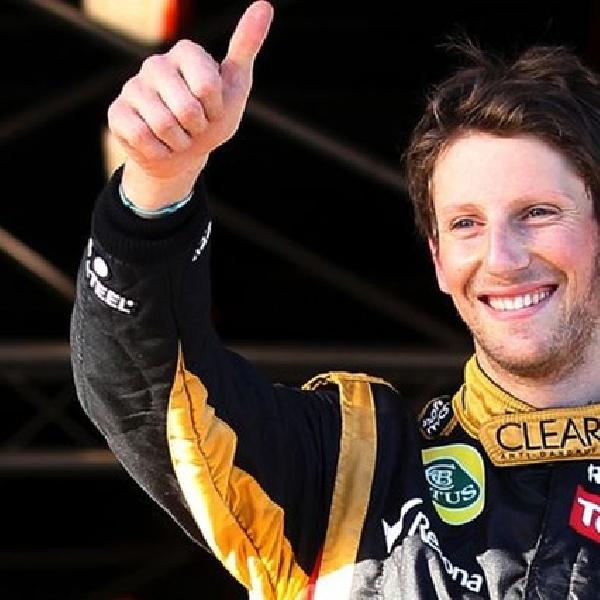 Romain Grosjean: Podium? Masih Terlalu Dini