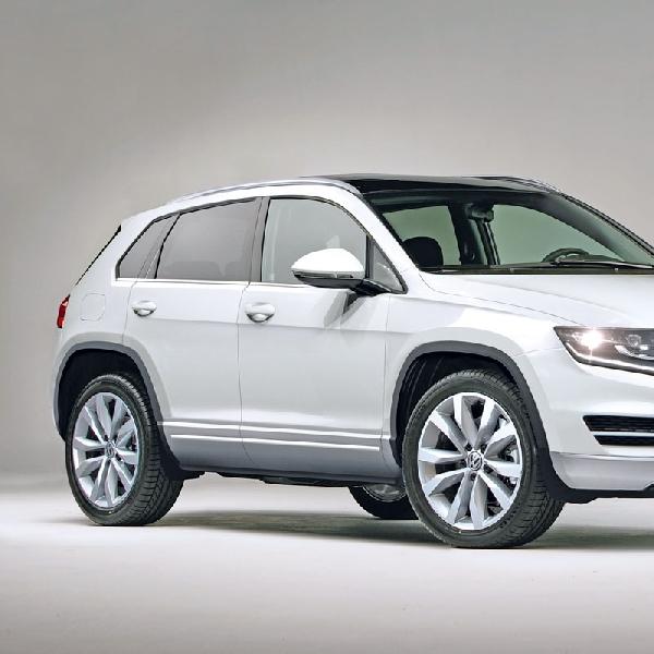 Volkswagen Mulai Produksi Tiguan Tiga Baris