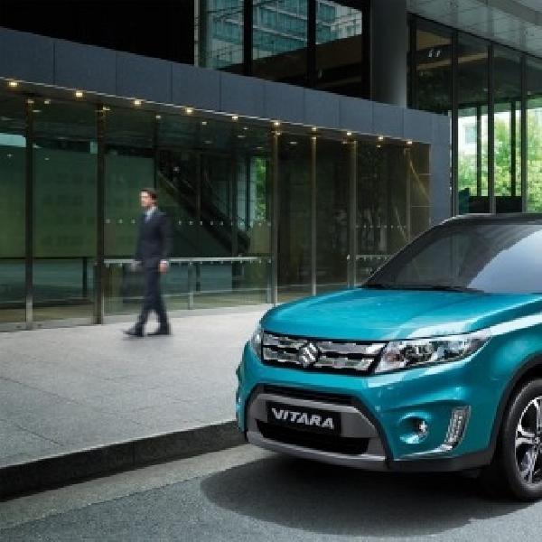 Suzuki All New Vitara Masuk Produksi