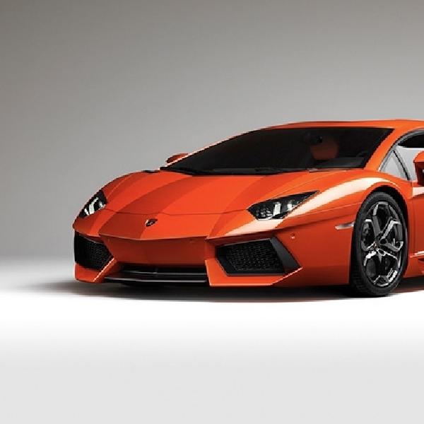 Dolar Naik, Lamborghini Yakin 40 unit Ludes Tahun Ini