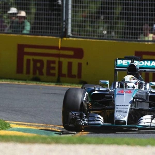 Mercedes Kembali Mendominasi