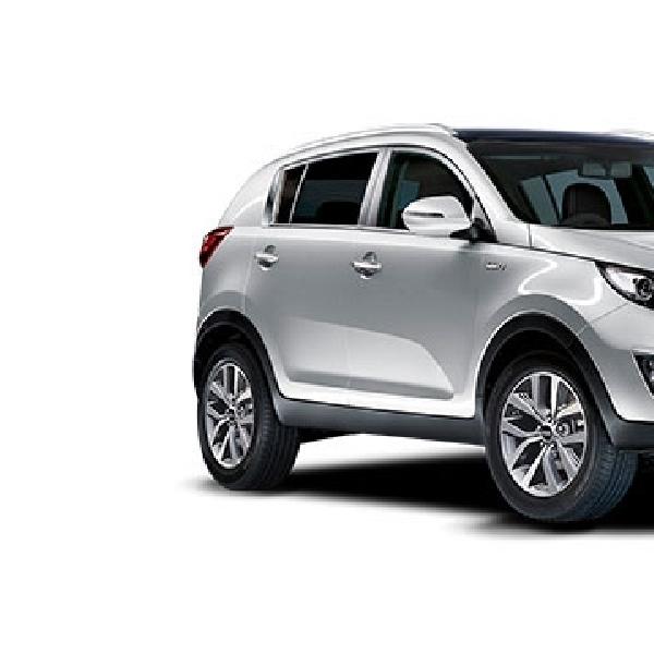 Februari 2015, Penjualan Kia Capai 208.700 Unit