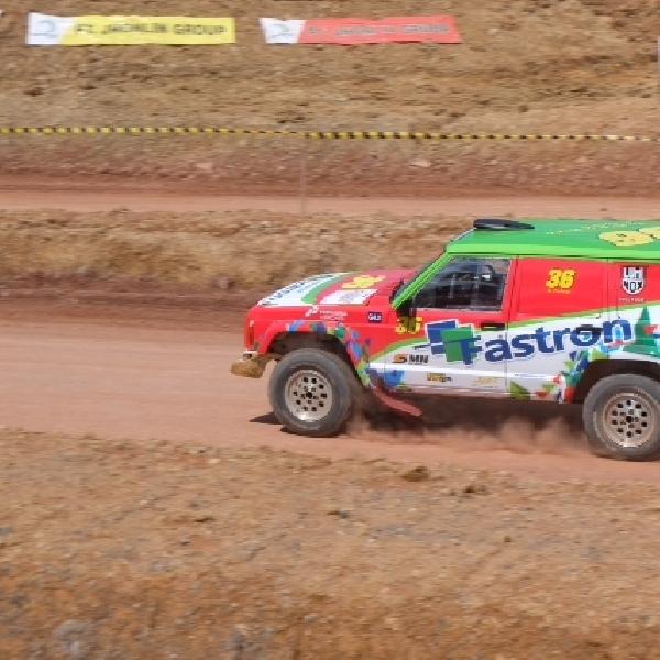 Fastron Offroad Racing Team Kemas Hasil Memuaskan
