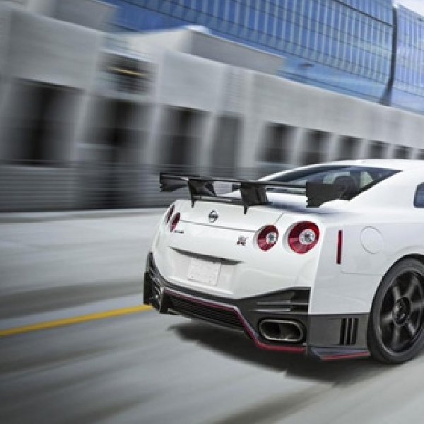Nissan GTR Edisi 45th Hanya 30 Unit