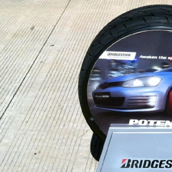 Bridgestone Hadirkan Potenza Adrenalin RE003 Buat Pemilik Sport Car