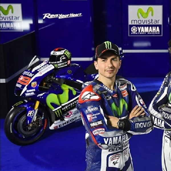 Yamaha Harap-harap Cemas dengan Kedua Pebalapnya
