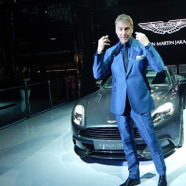Brand Aston Martin Resmi di Jakarta