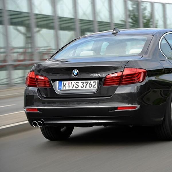 BMW Seri 5 Mobil Premium Segudang Fitur Keunggulan