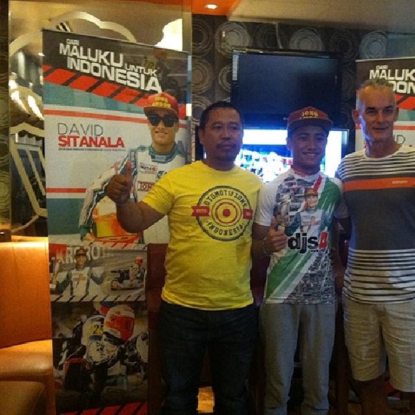 Pembalap Gokart Maluku Bersinar di Ajang Internasional
