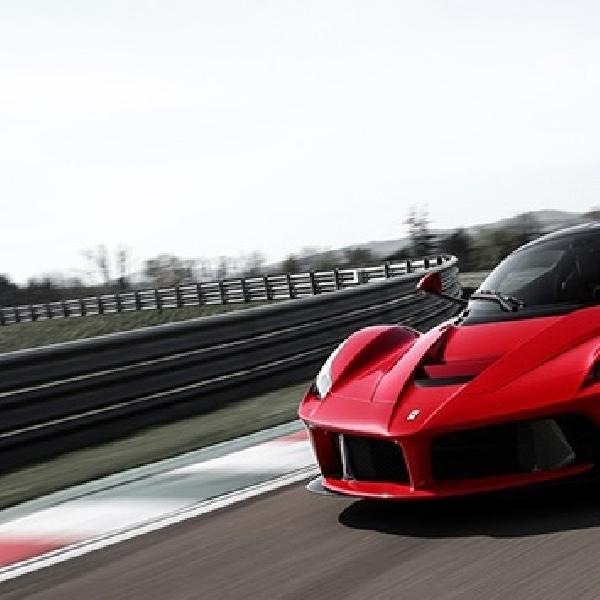 499 Unit Ferrari LaFerrari Di-Recall ?