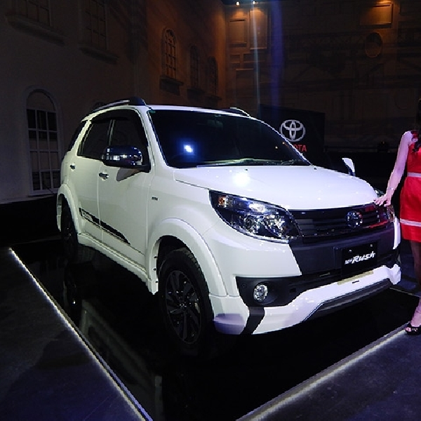 Toyota New Rush Hadir Semakin Modern dan Sporty