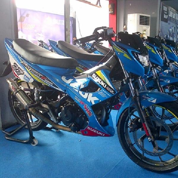 Suzuki Indonesia Cari Talent Pebalap Muda
