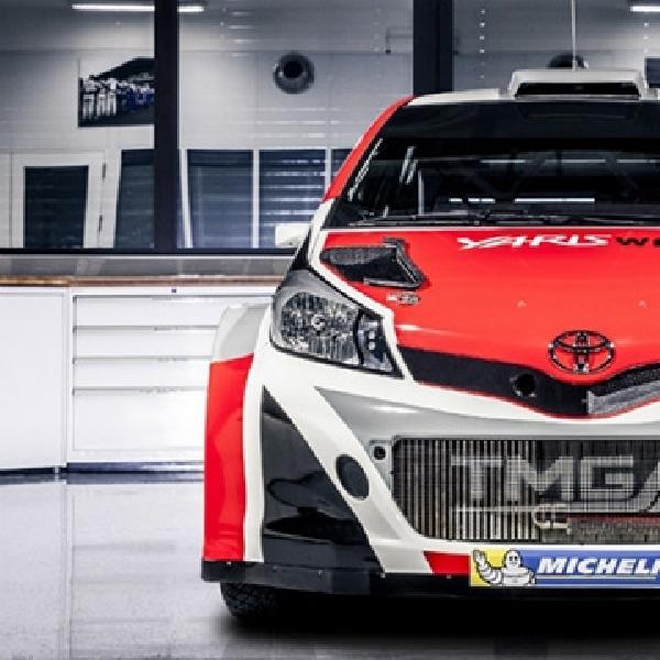 Toyota Racik Yaris Bertenaga 300 Hp