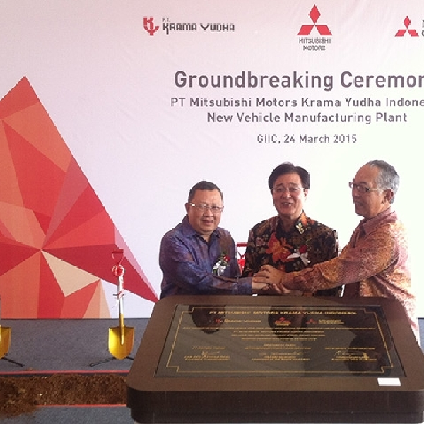 Demi Low MPV Baru, Mitsubishi Bangun Pabrik Baru di Indonesia