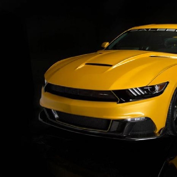 Saleen Luncurkan S302 Black Label