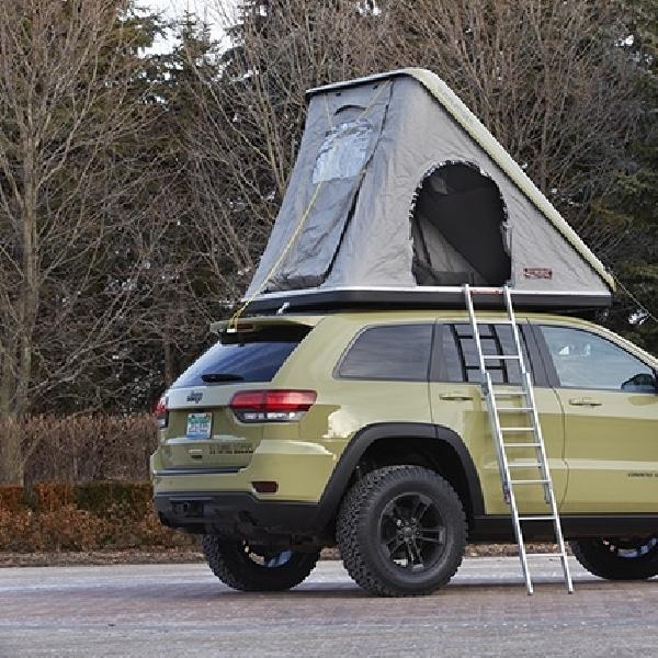 7 Jeep Modifikasi yang Siap Offroad