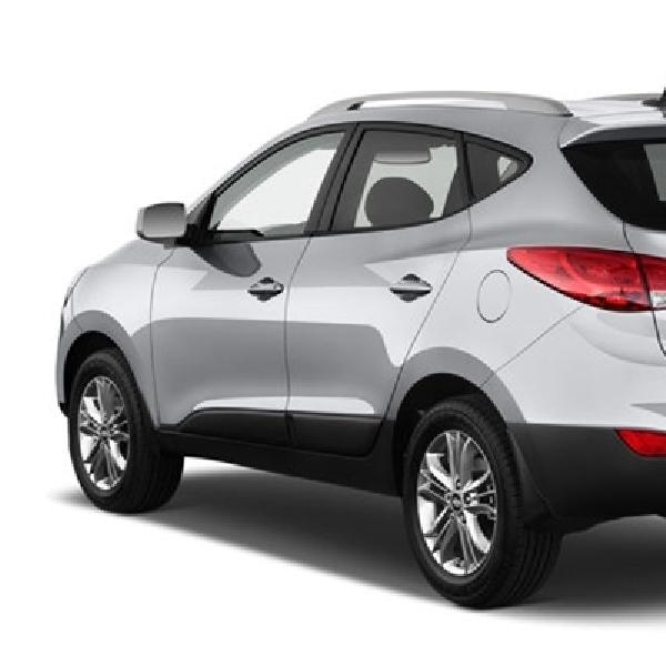 Penjualan Hyundai Tuscon SUV Meningkat di Tiongkok