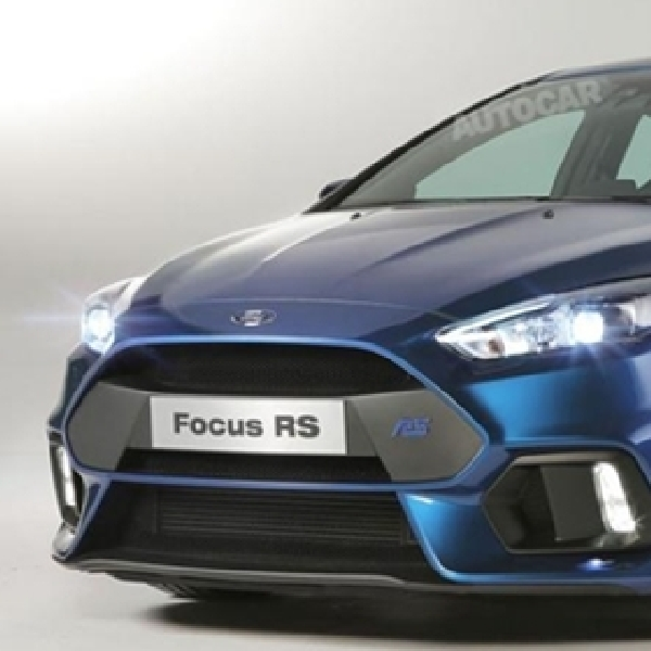 Generasi Baru New Focus RS Hadir di New York Auto Show 2015