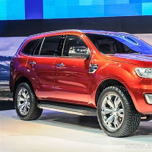 New Ford Everest Hadir di Thailand