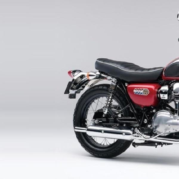 Kawasaki W800 Edisi Khusus Jepang