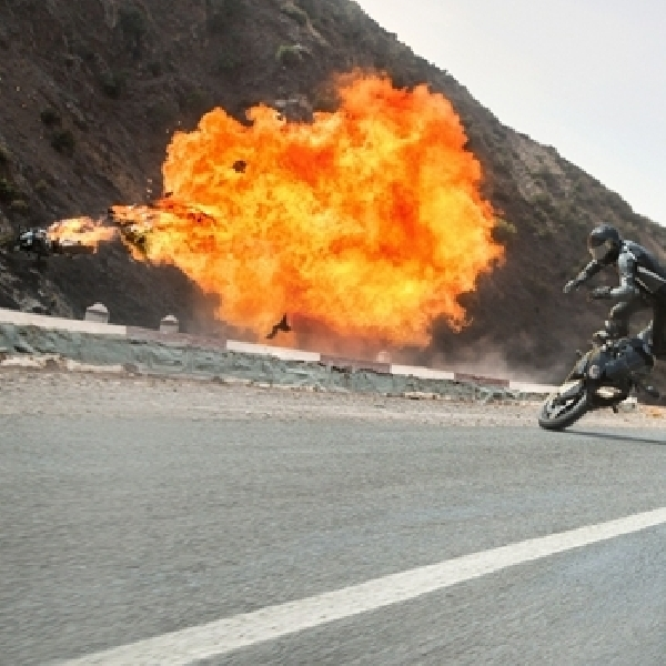 Mission Impossible : Rogue Nation Kembali Gandeng BMW