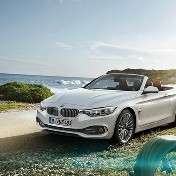 Airbag Telat Mengembang, BMW Seri 4 Convertible Harus Ditarik dari Peredaran