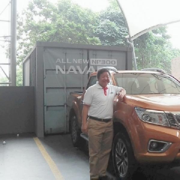 All New Nissan NP300 Navara Resmi Diluncurkan