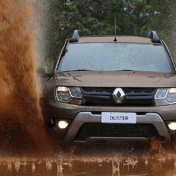 Renault Duster Model 2016 Hanya untuk Eropa