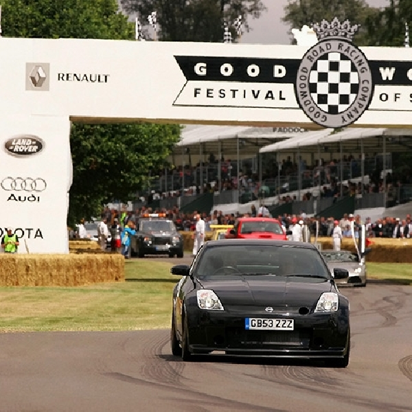 Rossi akan Tampil Perdana di Goodwood Festival