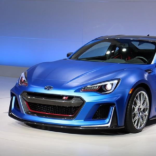 Subaru STI Performance Concept, Inikah BRZ Versi STI ?
