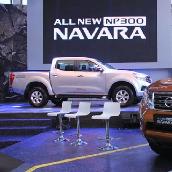 Nissan Yakin New Navara Laku 1500 Unit Tahun Ini