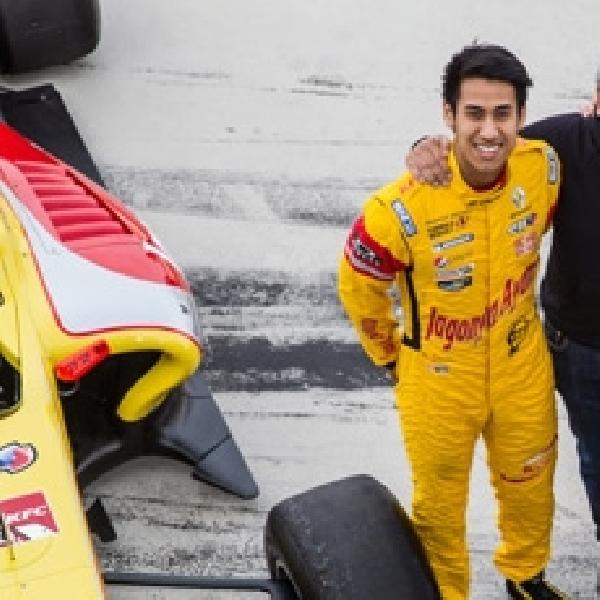 Sean Gelael Siap Tampil di Ajang Formula Renault 3.5