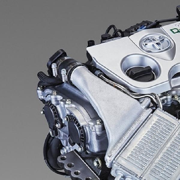 Toyota Ungkap Mesin Baru 1.2 liter Turbocharger