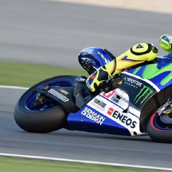 Rossi Pasang Target Podium di GP Texas
