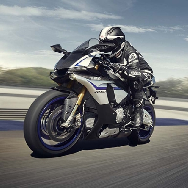 Yamaha YZF-R1M Sold Out !