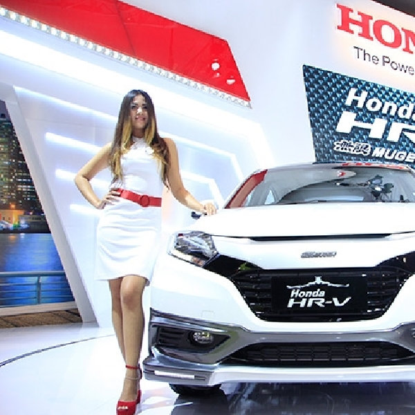 Honda Hadirkan HR-V Mugen di POM 2015
