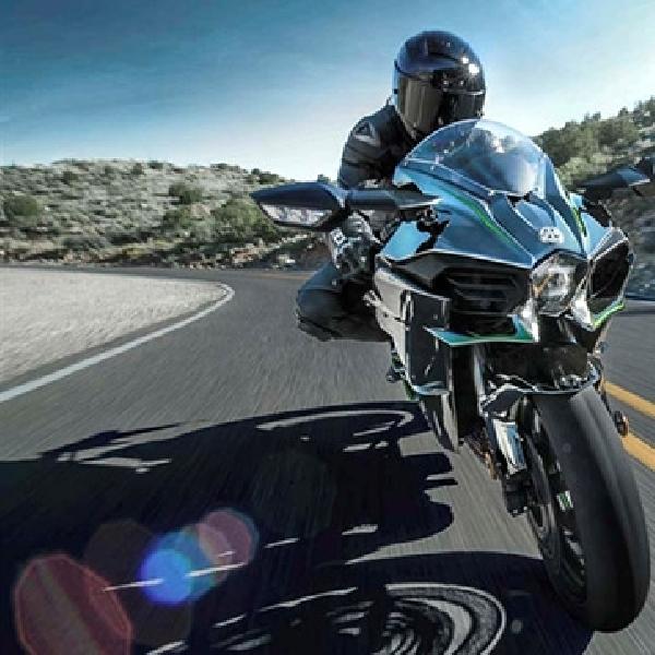 Kawasaki Perbanyak Produksi Ninja H2