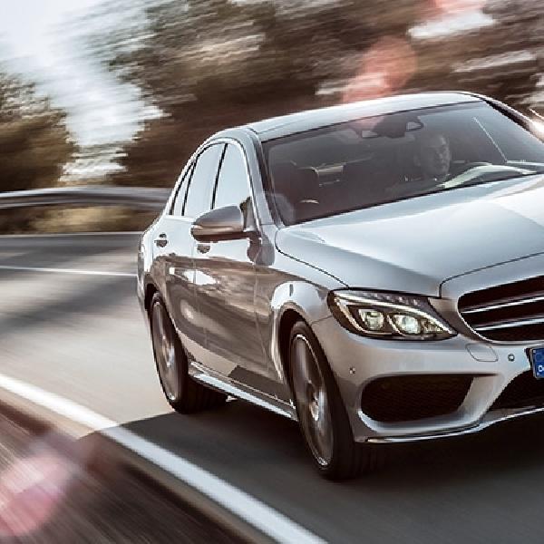 Mercedes-Benz C-Class Tampil Dengan Peralatan Baru