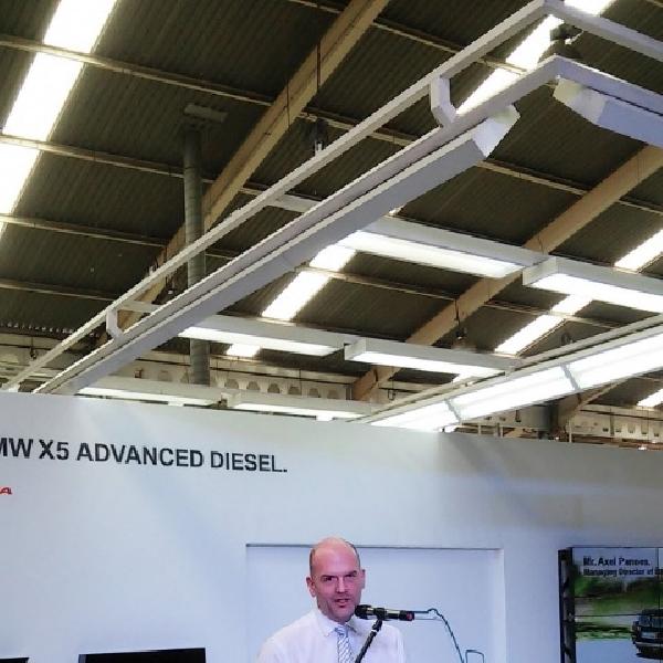 BMW X5 Advanced Diesel Rakitan Tanah Air Siap Dipasarkan