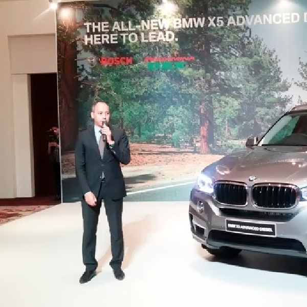 Kini BMW Rakit 5 Seri Mobil di Indonesia
