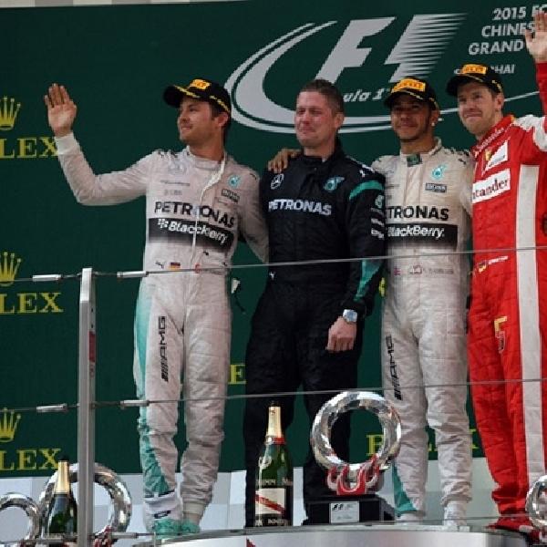 Hamilton Kembali ke Jalur Kemenangan di GP China