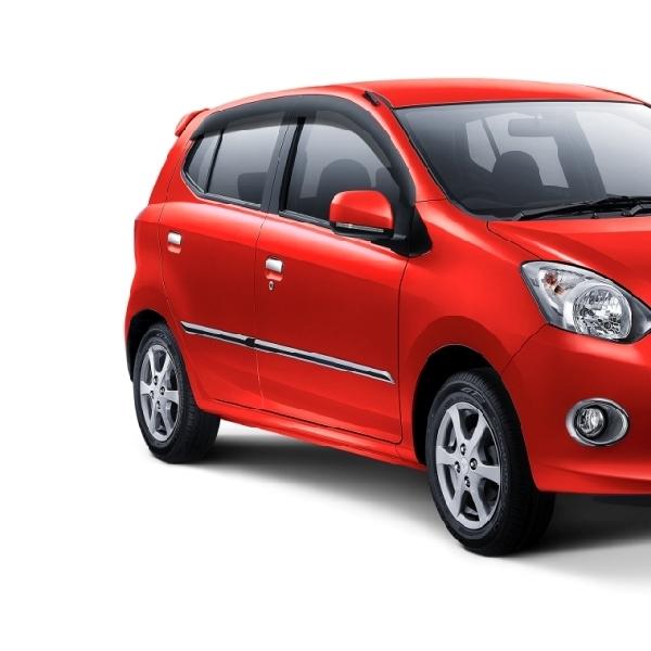 Daihatsu Ayla Kini Tambah Fitur Dual SRS Airbags