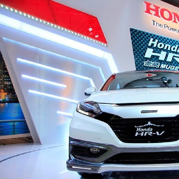 Honda HR-V Diserbu Masyarakat Medan