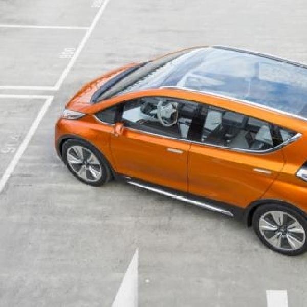 Siap Produksi, Chevrolet Masih Pakai Nama Bolt