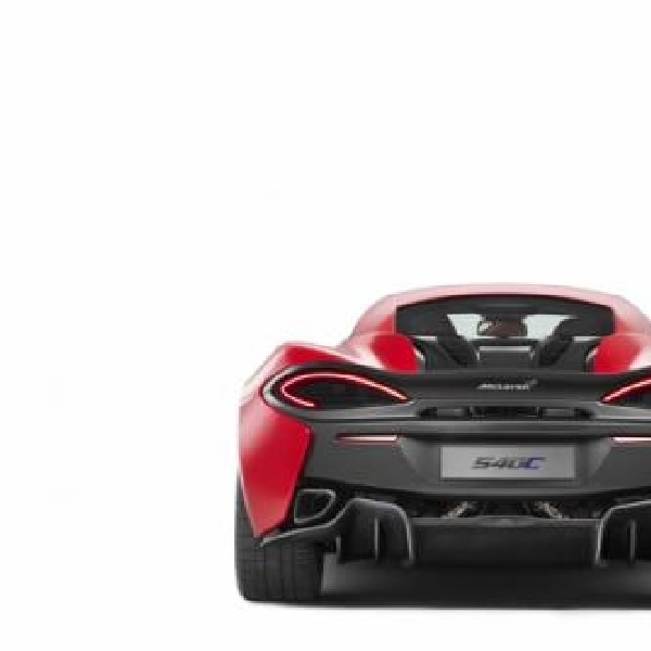 McLaren 540 C Coupe Hadir Resmi di Shanghai Auto Show