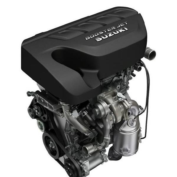 Suzuki Kenalkan Mesin Boosterjet 1.4-liter Direct Injection Turbo