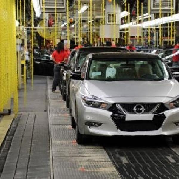 Nissan Maxima 2016 Mulai Diproduksi