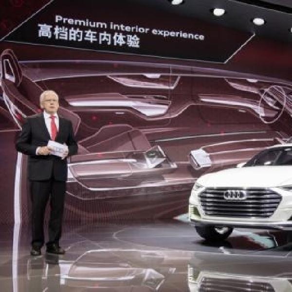Konsep Audi Prologue Allroad Hadir Lebih Stylish