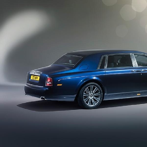 Rolls-Royce Phantom Limelight untuk Mereka yang Menjadi Pusat Perhatian